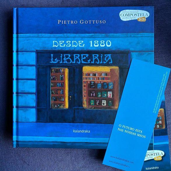LIVRO_Desde 1880 - LIBRERIA