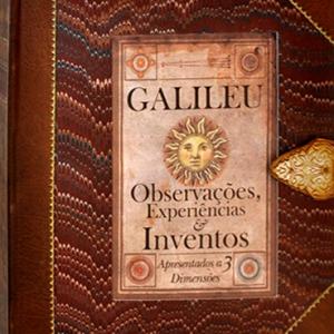 Galileu – Livro Pop-up