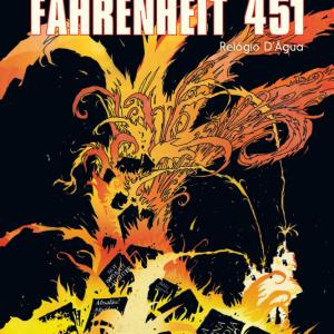 FAHRENHEITT 451 – Novela Gráfica