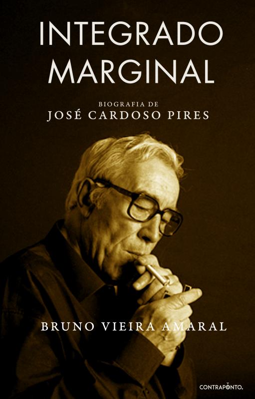 livro_Integrado Marginal Biografia de José Cardoso Pires