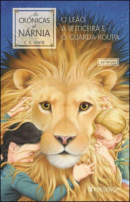 livro_As Crónicas de Nárnia - O Leão, a Feiticeira e o Guarda-Roupa