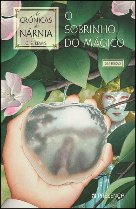 livro_As Crónicas de Nárnia - O Sobrinho do Mágico